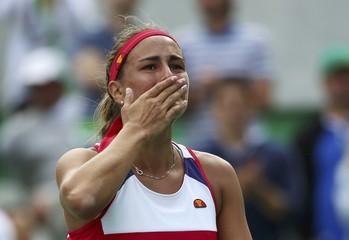 Tennis - Women's Singles Semifinals