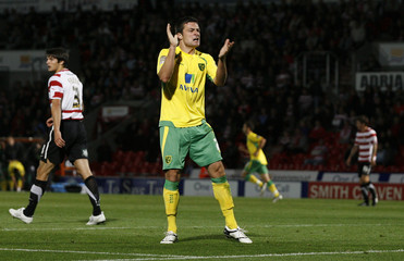 Doncaster Rovers v Norwich City npower Football League Championship