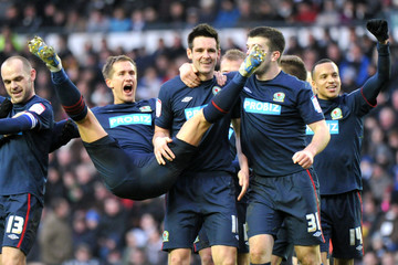 Derby County v Blackburn Rovers - FA Cup Fourth Round