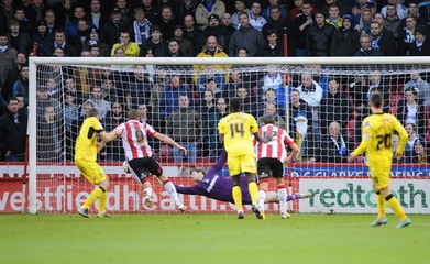 Sheffield United v Tranmere Rovers - npower Football League One