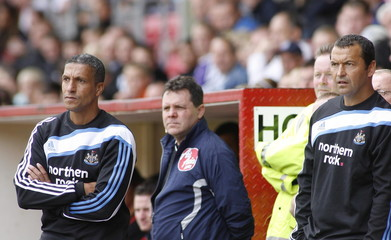 Darlington v Newcastle United Pre Season Friendly