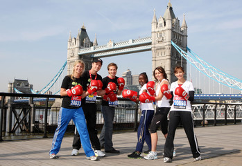Virgin London Marathon 2010 Press Conference
