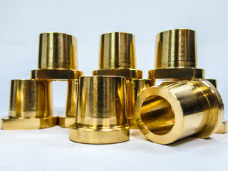 Brass product quality control set material round