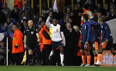 Tottenham Hotspur v Wigan Athletic Barclays Premier League