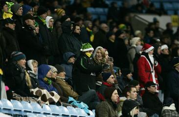 Coventry City v Norwich City npower Football League Championship