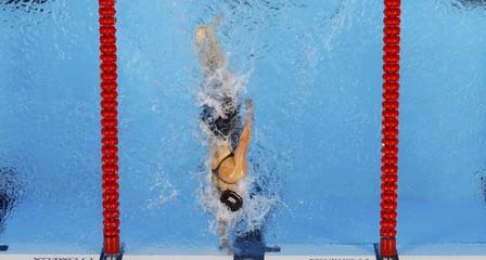 Swimming - Women's 800m Freestyle Final