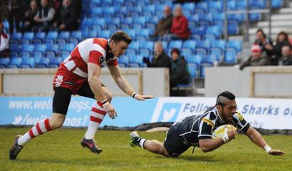 Sale Sharks v Gloucester Rugby - Aviva Premiership