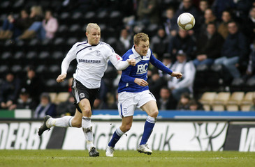 Derby County v Birmingham City FA Cup Fifth Round