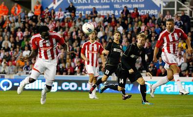 Stoke City v FC Thun UEFA Europa League Play-Off Second Leg