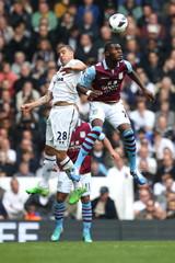 Tottenham Hotspur v Aston Villa - Barclays Premier League