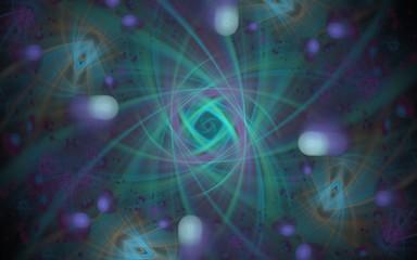 Cosmic star fractal