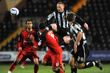 Notts County v AFC Bournemouth FA Cup Second Round