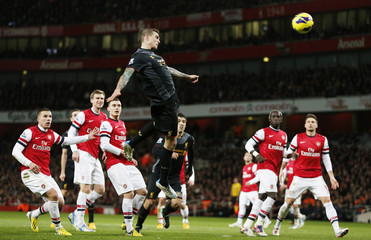 Arsenal v Liverpool - Barclays Premier League