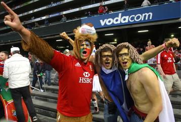 Western Province v British & Irish Lions - 2009 British & Irish Lions Tour of South Africa