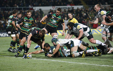 Northampton Saints v London Irish Aviva Premiership