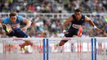 IAAF Athletics Diamond League - Men's 100m Hurdles
