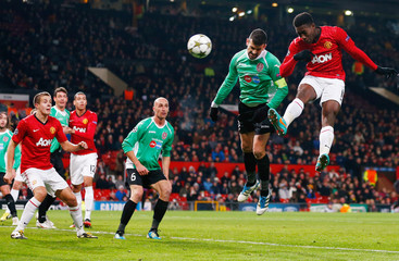 Manchester United v CFR Cluj - UEFA Champions League Group H