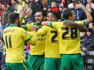 Derby County v Norwich City - Sky Bet Football League Championship