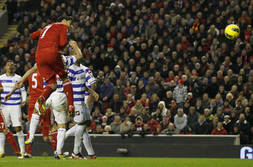 Liverpool v Queens Park Rangers Barclays Premier League