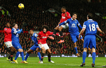 Manchester United v Everton - Barclays Premier League