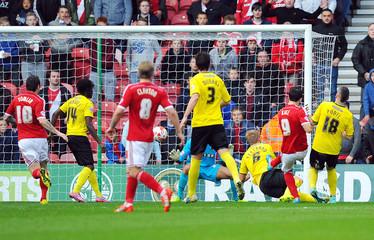 Middlesbrough v Watford - Sky Bet Football League Championship
