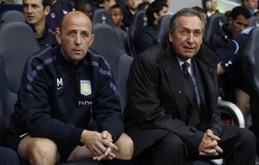 Tottenham Hotspur v Aston Villa Barclays Premier League