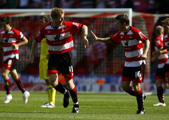 Doncaster Rovers v Preston North End Coca-Cola Football League Championship