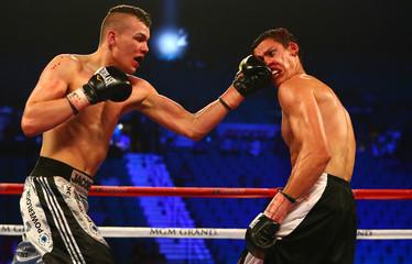 Boxing: Bauer vs Khusnulgatin