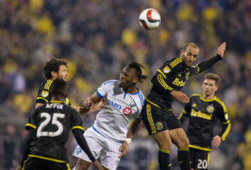 MLS: Playoffs-Montreal at Columbus Crew SC