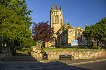 All Saints Parish Church, Great Driffield, East Riding of Yorkshire
