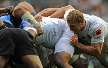 England v Fiji - QBE International