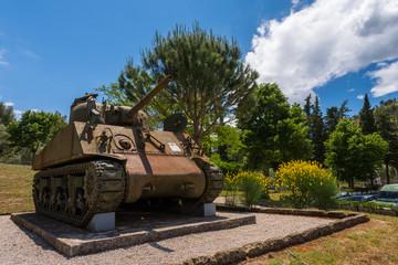 Sacrario militare di Mignano Monte Lungo CE