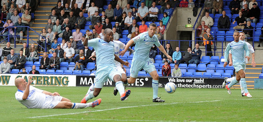 Tranmere Rovers v Coventry City - npower Football League One
