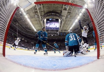 NHL: Stanley Cup Final-Pittsburgh Penguins at San Jose Sharks