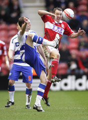 Middlesbrough v Queens Park Rangers npower Football League Championship