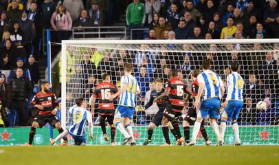 Brighton & Hove Albion v Queens Park Rangers - Sky Bet Football League Championship