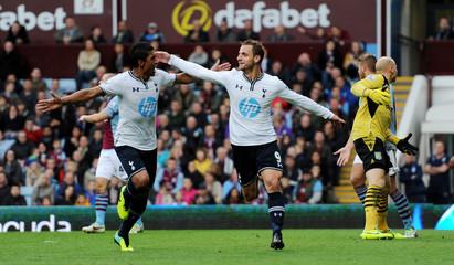 Aston Villa v Tottenham Hotspur - Barclays Premier League
