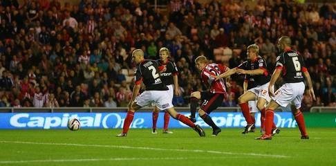 Sunderland v Morecambe - Capital One Cup Second Round
