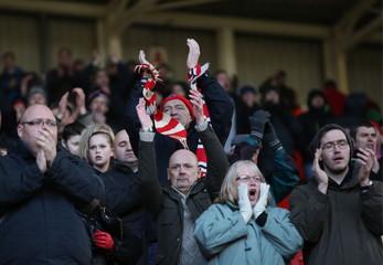 Sheffield United v Fulham - FA Cup Fourth Round