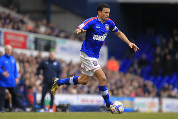 Ipswich Town v Leicester City - npower Football League Championship