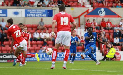 Swindon Town v Everton - Pre Season Friendly