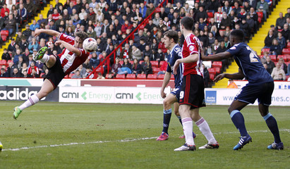 Sheffield United v Crewe Alexandra - Sky Bet Football League One