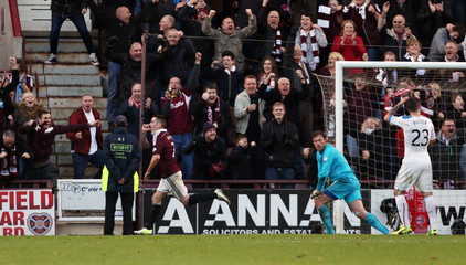 Heart of Midlothian v Rangers - Scottish Championship