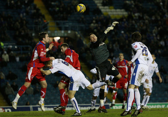 Leeds United v Carlisle United Johnstone's Paint Trophy Northern Area Final First Leg