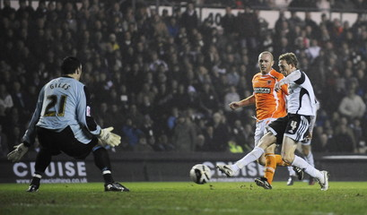 Derby County v Blackpool Coca-Cola Football League Championship