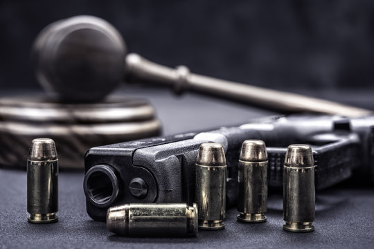 Gavel and gun rights