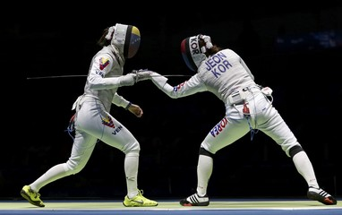 Fencing - Women's Foil Individual Table of 32