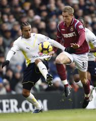 Tottenham Hotspur v West Ham United Barclays Premier League