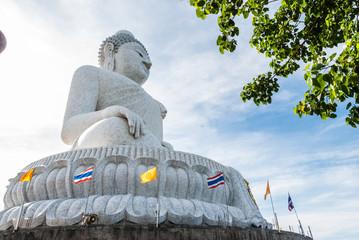 Big Buddha statue in Phuket
