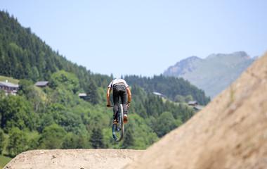 vélo tout terrain freestyle